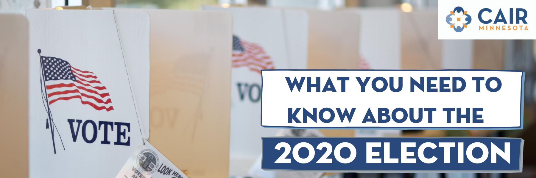 What you need to know about 2020 Election