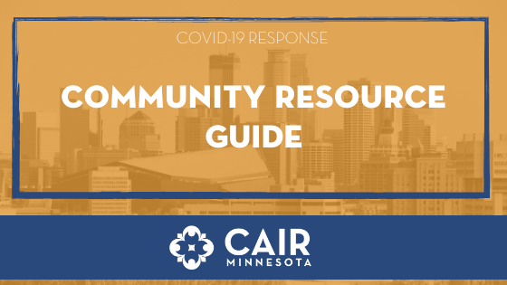 COVID 19 Community Resource Guide