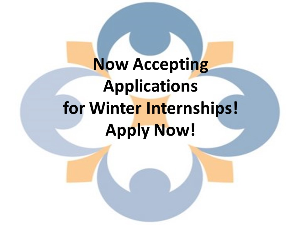 Winter 2014 Internships: Apply Now!
